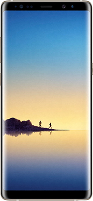 Мобильный телефон Samsung Galaxy Note 8 64 GB синий сапфир samsung galaxy note 5 sm n920czdeser 64 gb lte gold