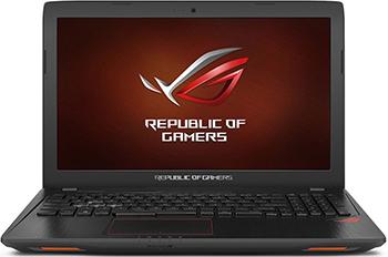 Ноутбук ASUS GL 553 VE-FY 421 (90 NB0DX3-M 06360) масло трансмиссионное минеральное sae 80w 90 api gl 5 1 л dde m sae80w 90