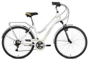 Велосипед Stinger 26'' Victoria 15'' белый 26 SHV.VICTOR.15 WH8