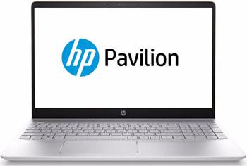 Ноутбук HP 15-ck 008 ur (2PP 71 EA) серебристый цена