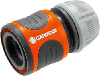 Коннектор стандартный Gardena 1/2'' 18215-29 коннектор для шланга green apple gwhc20 059