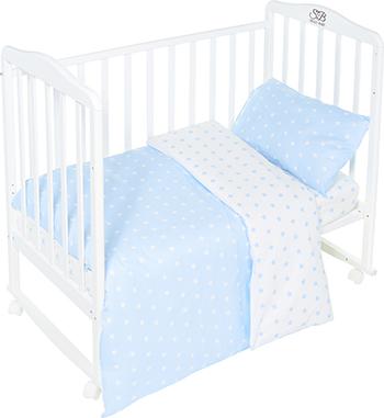 Комплект постельного белья Sweet Baby Stelle Blu комплект постельного белья marie claire комплект постельного белья