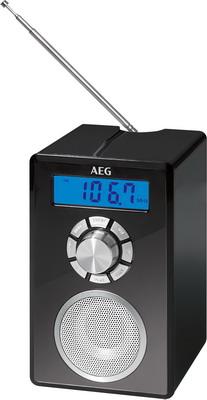 Радиоприемник AEG MR 4139 BT schwarz микросистема aeg mc 4461 bt black
