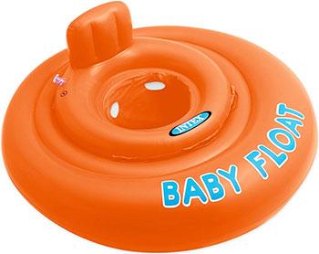 Надувные водные ходунки Intex ''Baby Float от 1 до 2 лет 56588 цена