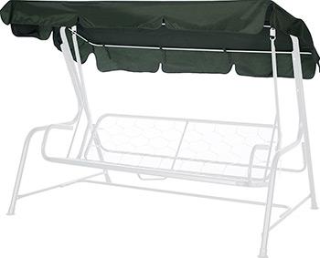 Тент для качелей Удачная мебель на липучках универсальный без АМС база для зонта 12 кг удачная мебель tjib r 060