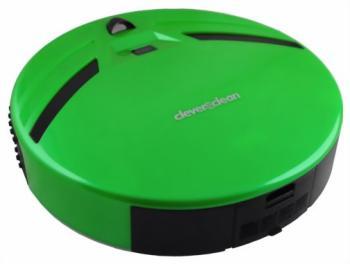 Робот-пылесос CleverampClean Z-series Z 10 A green