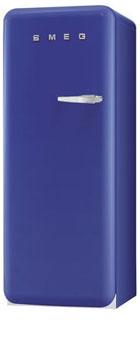 Однокамерный холодильник Smeg FAB 28 LBL1 однокамерный холодильник smeg fab 28 rve1