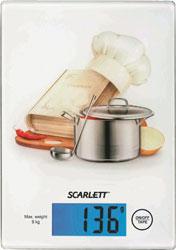 Кухонные весы Scarlett SC-1217 поваренок