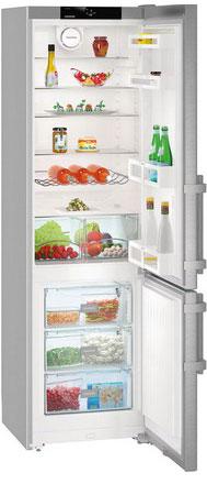 Двухкамерный холодильник Liebherr Cef 4025 двухкамерный холодильник liebherr ctpsl 2541