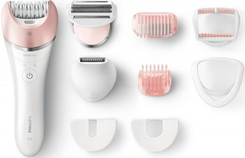 Эпилятор Philips BRE 640/00 Satinelle Advanced philips satinshave advanced brl140