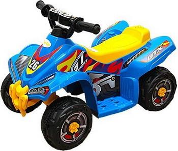 Электроквадроцикл Еду-Еду GTX ZP-5353 A синий ботинки meindl meindl ohio 2 gtx® женские