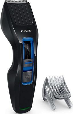 Машинка для стрижки волос Philips HC 3418/15 Hairclipper series 3000 черный/синий машинки для стрижки philips hc 5438 15
