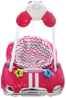 Прыгунки Jetem Auto Raspberry Stripe