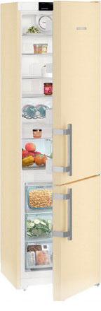 Двухкамерный холодильник Liebherr CNbe 4015 двухкамерный холодильник liebherr ctpsl 2541