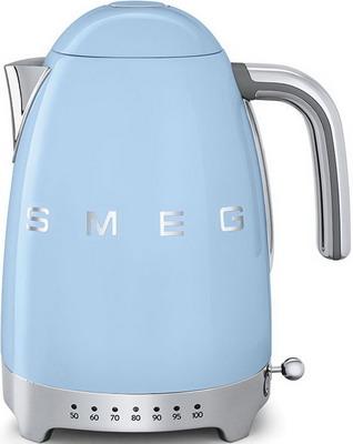 Чайник электрический Smeg KLF 02 PBEU smeg klf02sseu чайник электрический chrome