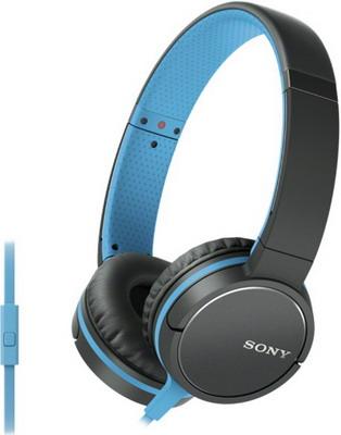 Наушники Sony MDR-ZX 660 AP Голубой цена