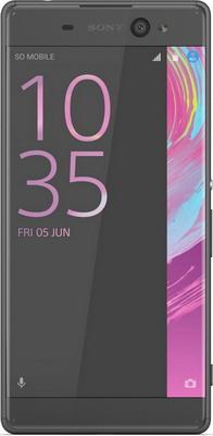 Sony Xperia XA Ultra dual sim Graphite Black сотовый телефон sony f3212 xperia xa ultra dual graphite black