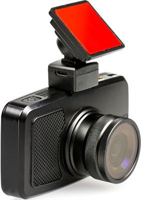 Автомобильный видеорегистратор TrendVision TDR-719 S (черный) автомобильный видеорегистратор trendvision tdr 708 gp темно серый