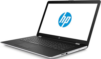 Ноутбук HP 17-bs 015 ur (1ZJ 33 EA) Natural Silver nokotion original 773370 601 773370 001 laptop motherboard for hp envy 17 j01 17 j hm87 840m 2gb graphics memory mainboard