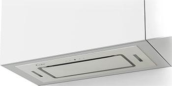 Встраиваемая вытяжка Lex GS GLASS 600 WHITE встраиваемая вытяжка lex gs bloc 900