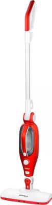 Пароочиститель Kitfort КТ-1005-2 красная цена и фото