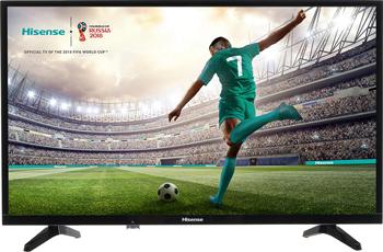 LED телевизор HISENSE H 43 A 5600 телевизор hisense h32n2100s