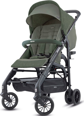 Коляска Inglesina Zippy Light цвет CAMP GREEN AG 40 K0CPG