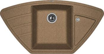 Кухонная мойка Florentina Липси-980 С 980х510 коричневый FG искусственный камень