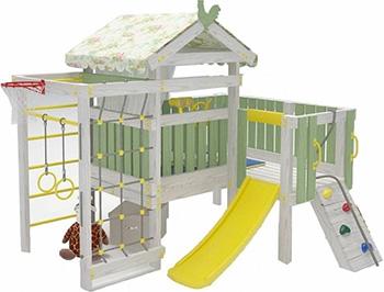 Игровой комплекс-кровать Савушка Baby-7 игровой комплекс кровать савушка baby 5