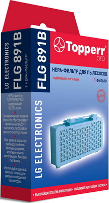 Фильтр Topperr 1158 FLG 891 B topperr 1130 flg