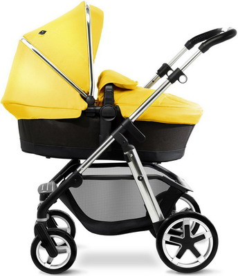 Коляска Silver Cross Pioneer 2 в 1 yellow/Carrycot/Chassis Silver SX 2014.00 SI/SX 5016.YL fengling handy double fold eyelid maker tape scissors silver yellow