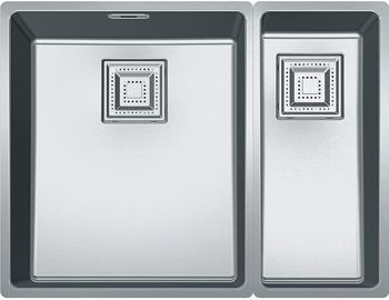 Кухонная мойка FRANKE CMX 160-34-17 3 1/2 '' эксц. 122.0294.777 franke amx 110 34