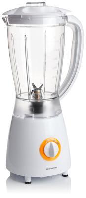 Блендер Polaris PTB 0201 белый/оранжевый