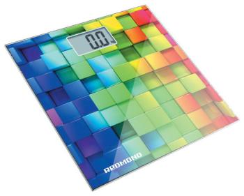 Весы напольные Redmond RS-708 Кубики весы напольные redmond rs 708