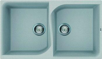 Кухонная мойка Elleci EGO 450 metaltek (79) aluminium LME 45079 кухонная мойка elleci ego 480 metaltek 72 rame lme 48072