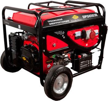 все цены на Электрический генератор и электростанция DDE DPG 6503 E онлайн