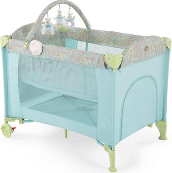 Манеж-кровать Happy Baby LAGOON V2 BLUE baby design baby design манеж кровать simple 2017 03 blue