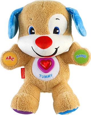 Ученый щенок-игрушка Fisher-Price с технологией Smart Stages