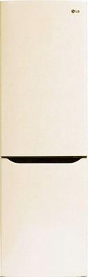 Двухкамерный холодильник LG GA-B 429 SECZ холодильник с морозильной камерой lg ga b409uqda