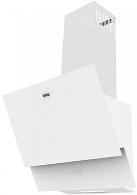 Вытяжка со стеклом Korting KHC 65070 GW встраиваемая кухонная вытяжка korting khc 65070 gw