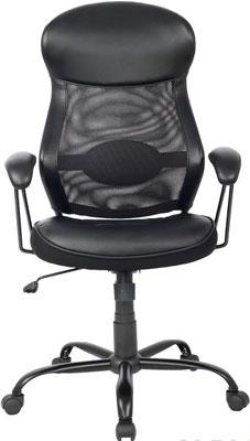 Кресло College HLC-0370 Черный компьютерное кресло college hlc 0370 brown