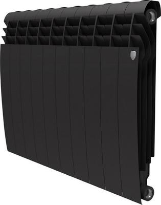 Водяной радиатор отопления Royal Thermo BiLiner 500-10 Noir Sable водяной радиатор отопления royal thermo biliner 500 6 noir sable