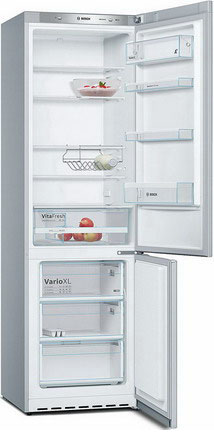 Фото - Двухкамерный холодильник Bosch KGE 39 XL 2 AR двухкамерный холодильник hitachi r vg 472 pu3 gbw
