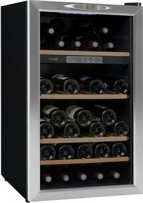 Винный шкаф Climadiff CLS 52 винный шкаф climadiff cle 18 нержавеющая сталь