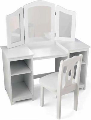 "Туалетный столик KidKraft трельяж Делюкс 13018_KE kidkraft тостер игрушечный ""bright"" kidkraft"
