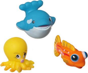 Набор игрушек для купания Bondibon ВВ1395 roberto verino vv tropic