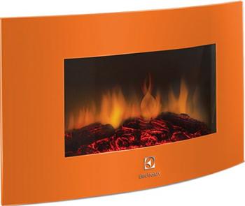 Камин Electrolux EFP/W-1200 URLS Оранжевый камины electrolux efp w 2000s