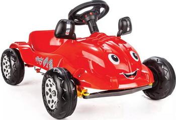 Педальная машина Pilsan HERBY 7302 plsn pilsan педальная машина thunder
