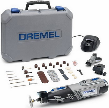 Многофункциональная шлифовальная машина Dremel 8220-2/45 12 V F 0138220 JJ многофункциональная шлифовальная машина dremel 8220 2 45 12 v f 0138220 jj