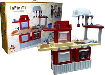 Набор кухня Coloma Y Pastor Infinity 42316_PLS basic №5 детская кухня coloma y pastor набор кухня marta в пакете